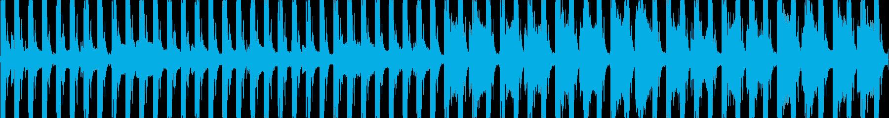 EDMループデモ2 何にでも使いやすい…の再生済みの波形