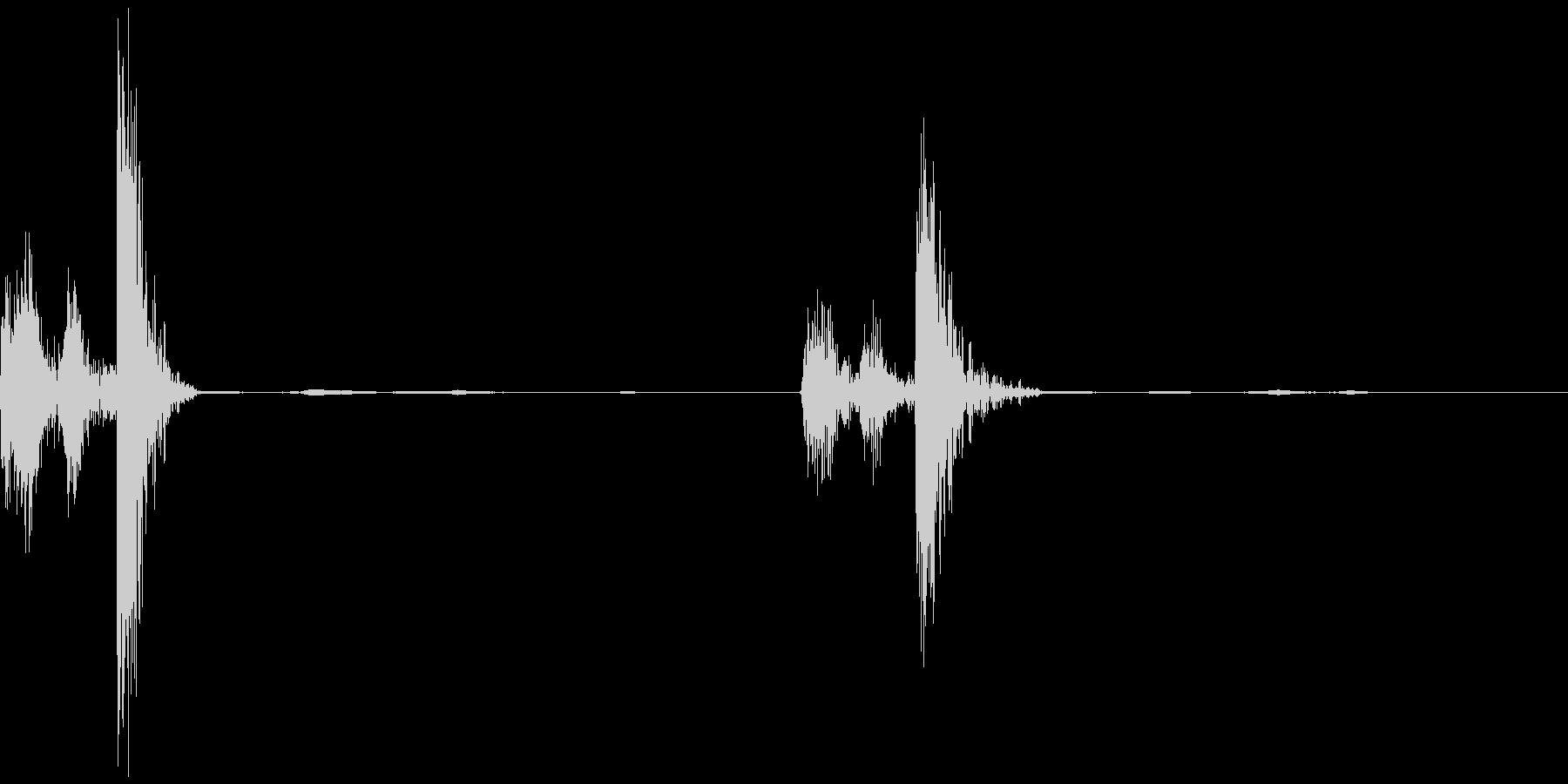 時計、タイマー、ストップウォッチ_B_3の未再生の波形