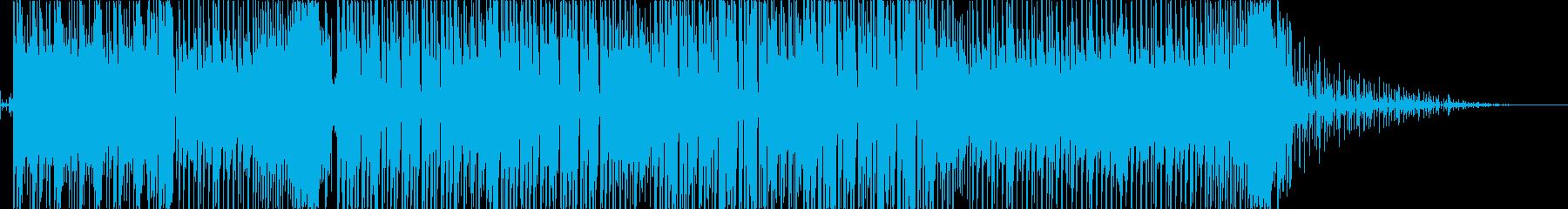 おしゃれなジャージークラブ(声ネタ無し)の再生済みの波形