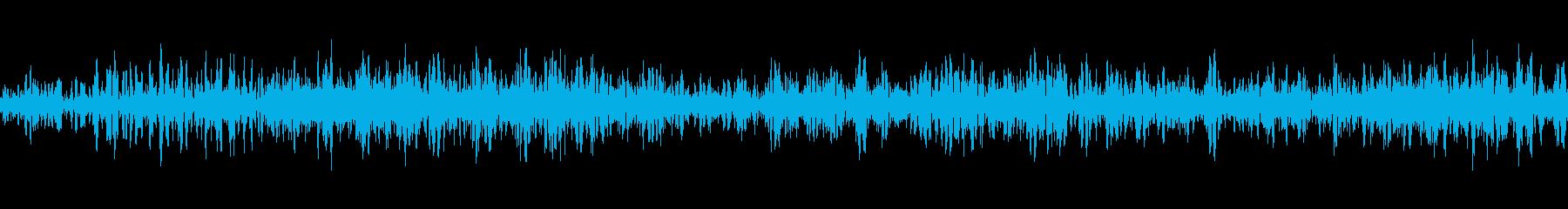 巻き戻し巻き戻し4 2の再生済みの波形