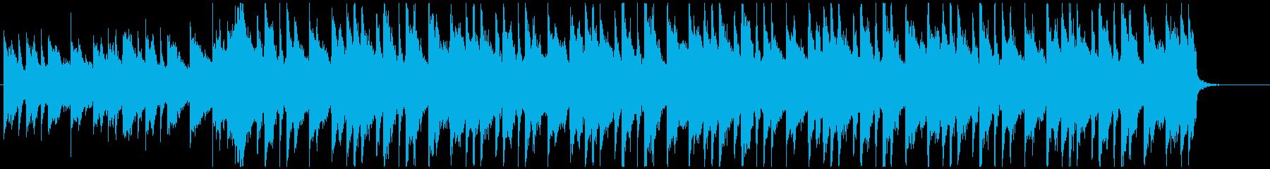 メロディアスでジャジーなHip-hopの再生済みの波形