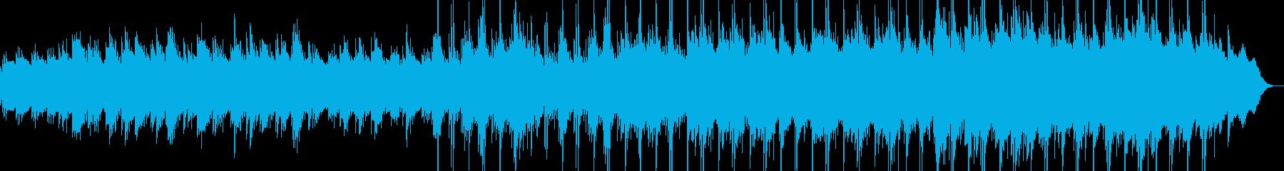 オルゴールの哀愁感ある音色が壮大に展開の再生済みの波形