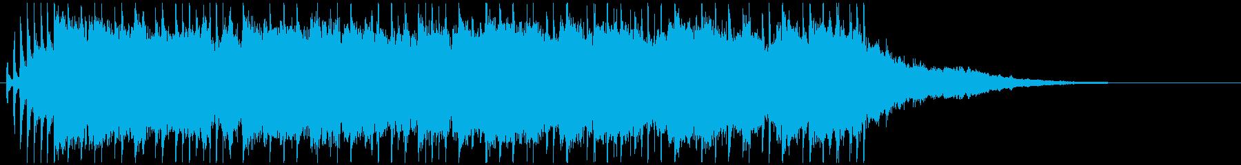ポップ ロック ほのぼの 幸せ ロ...の再生済みの波形