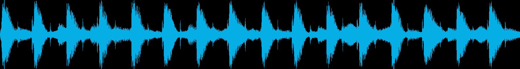【ゲーム】幻想 迷路 夜ホラー【ループ】の再生済みの波形