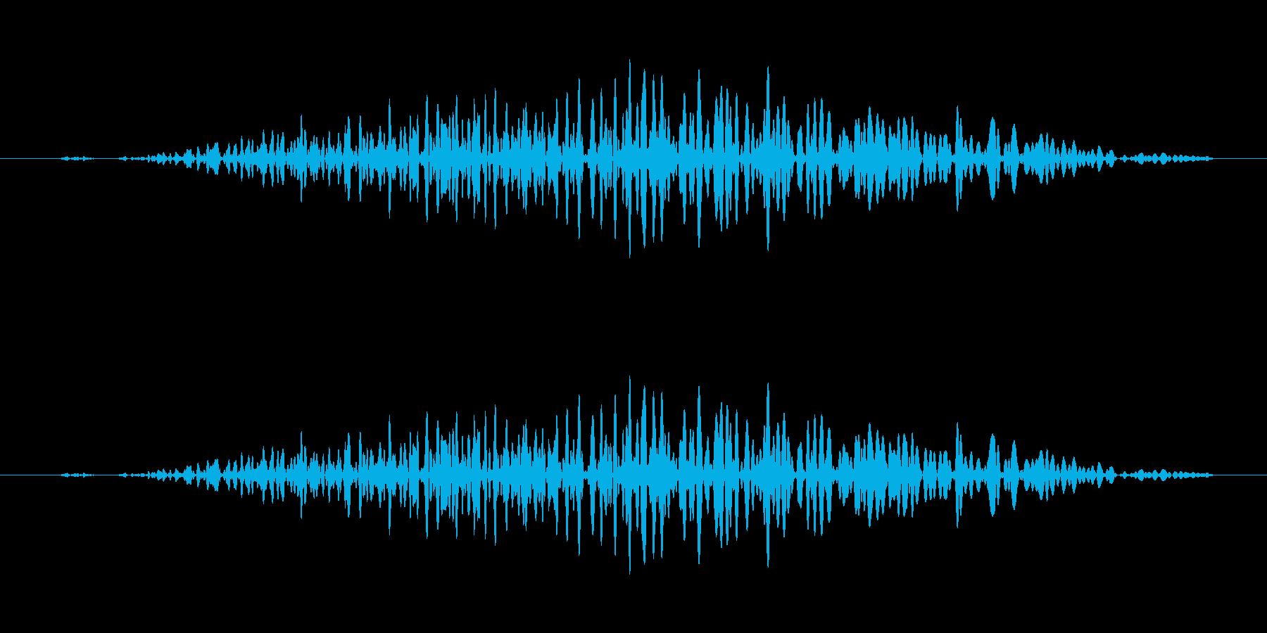 キャンセル/不可/閉じるの演出に最適!3の再生済みの波形