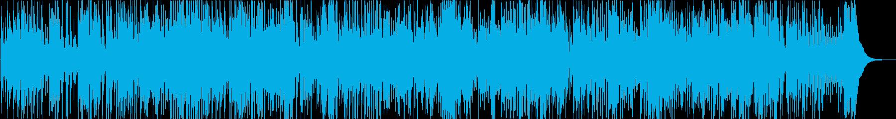 懐かしのジプシージャズの再生済みの波形