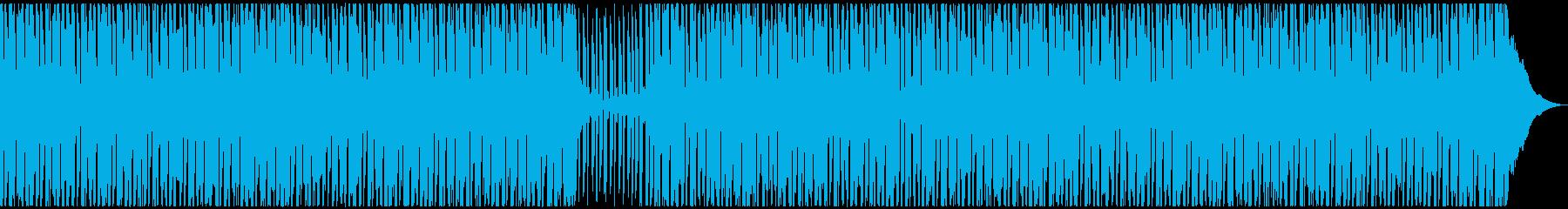 サビから☆ウキウキ☆ノリ良いポップロックの再生済みの波形
