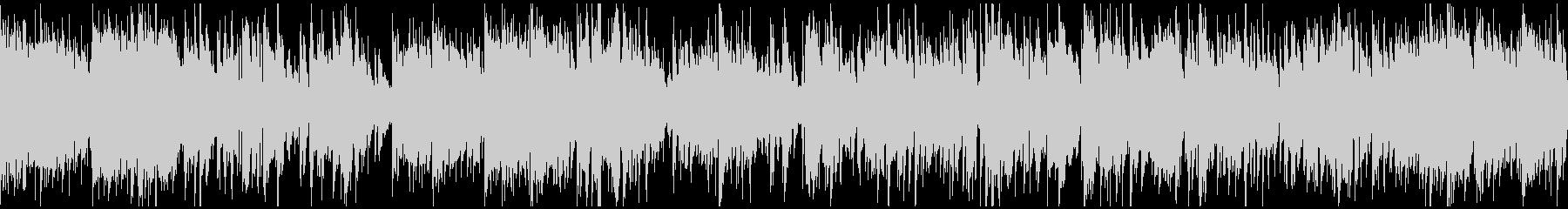 何かが始まる予感なジャズ ※ループ仕様版の未再生の波形