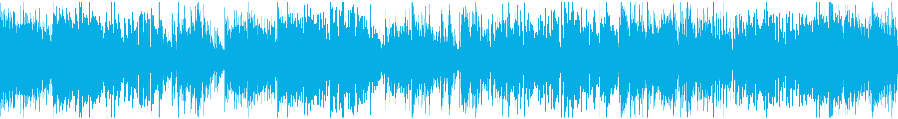 何かが始まる予感なジャズ ※ループ仕様版の再生済みの波形