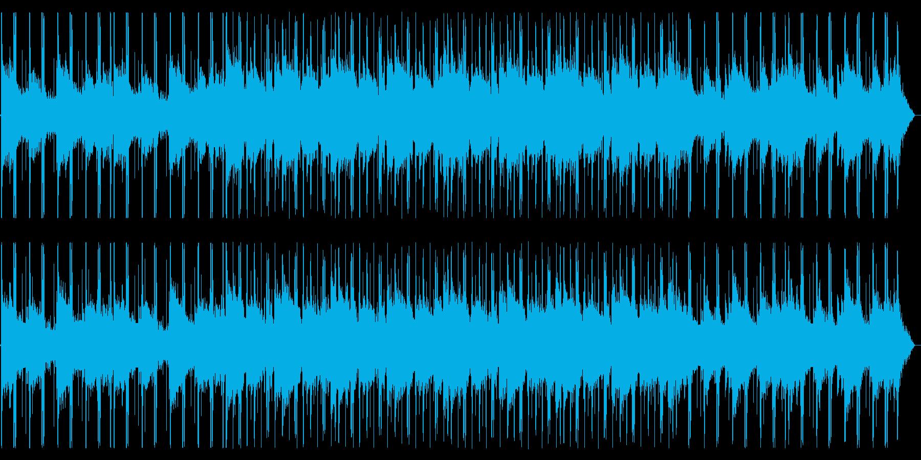 爽やか/夜景/都会_No601_3の再生済みの波形