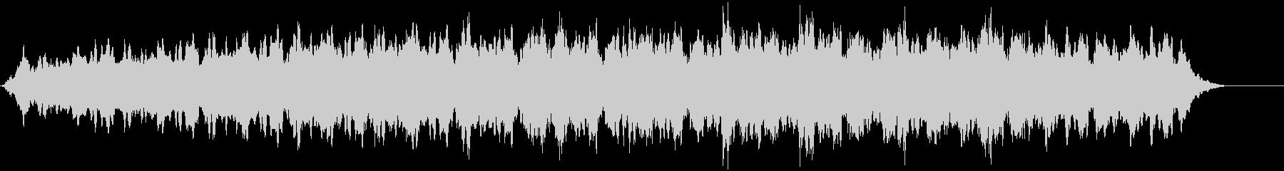 リズミカルな倍音を伴うスローハイピ...の未再生の波形