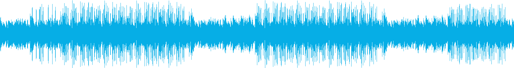 ピアノ・レトロ・感動・綺麗・別れ・ループの再生済みの波形