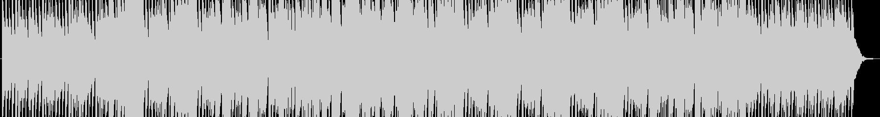 【CM】明るく爽やかなピアノインストの未再生の波形