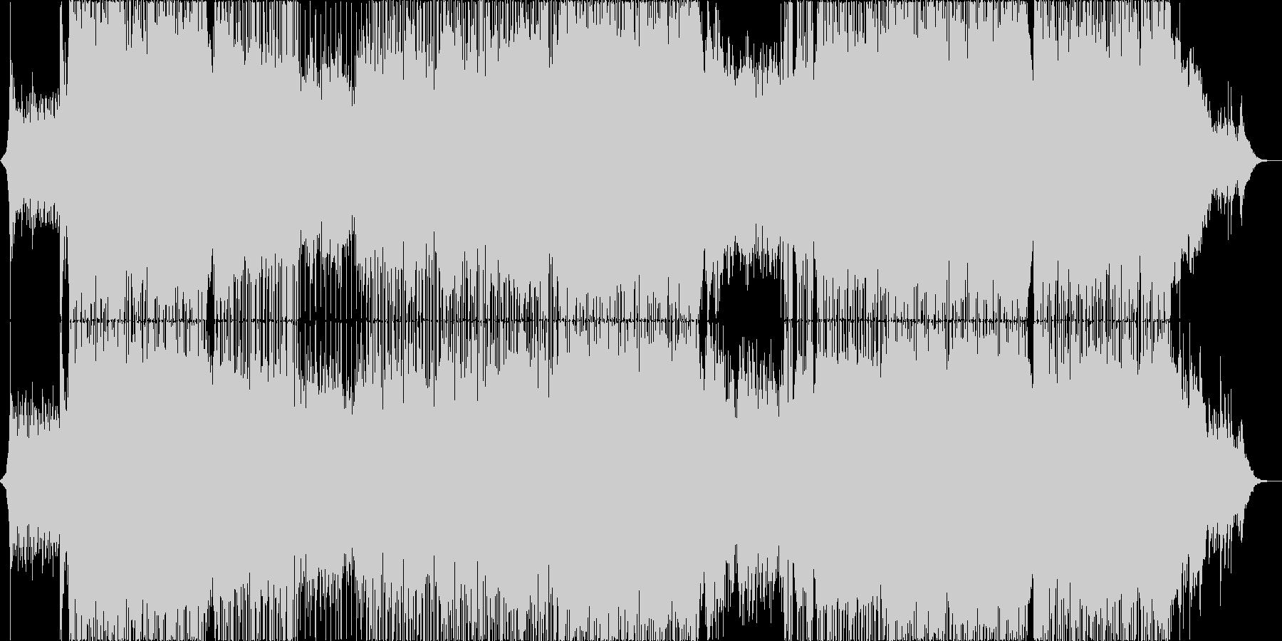 企業VP 爽やかなEGメロとアコギ生演奏の未再生の波形
