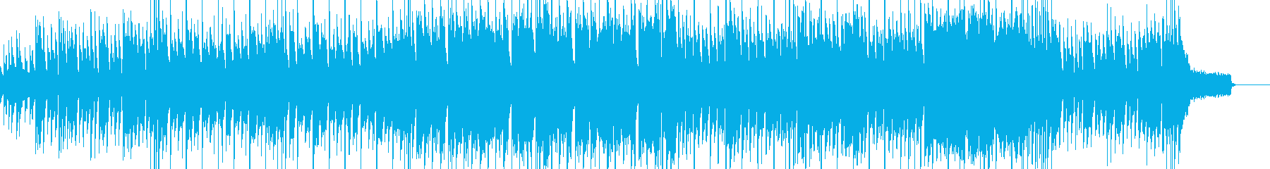 南洋・エスニック・騒がしいの再生済みの波形