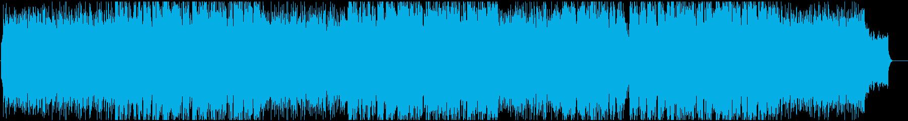女性vo/前向き/ピアノ・ストリングスの再生済みの波形
