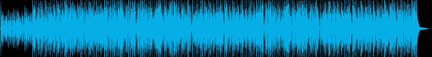 ヴィンテージでインディーな雰囲気の...の再生済みの波形