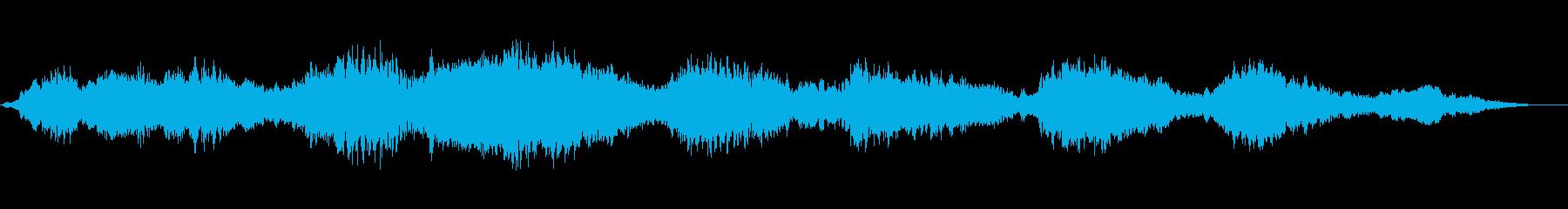 スモールスタジオオーディエンス:ブ...の再生済みの波形