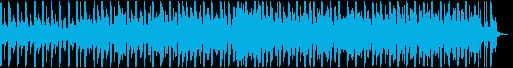 カントリーミュージックスタイルの面...の再生済みの波形