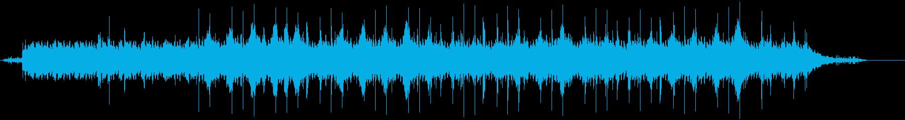 マイナー調のピアノインストです。の再生済みの波形
