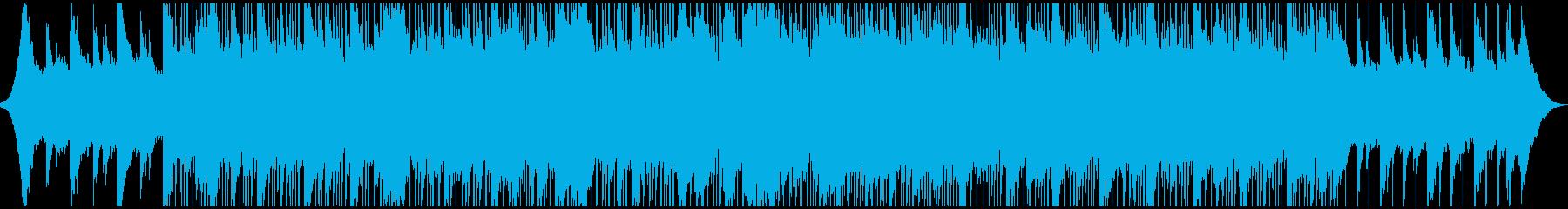 インディーズ ロック ポップ 広い...の再生済みの波形