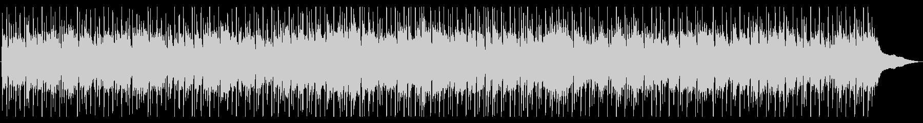 エネルギッシュなアコースティックロックの未再生の波形