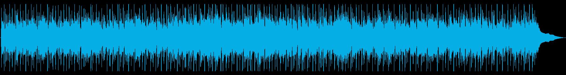エネルギッシュなアコースティックロックの再生済みの波形