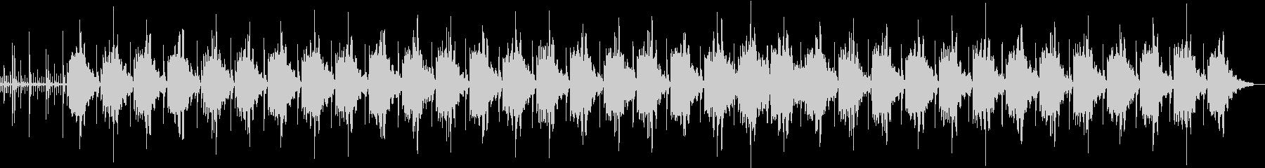 エレビ・パーカッション・グロッケンBGMの未再生の波形