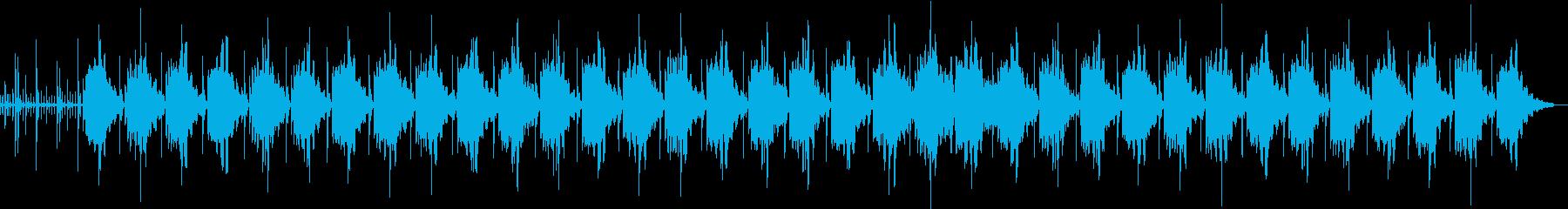 エレビ・パーカッション・グロッケンBGMの再生済みの波形