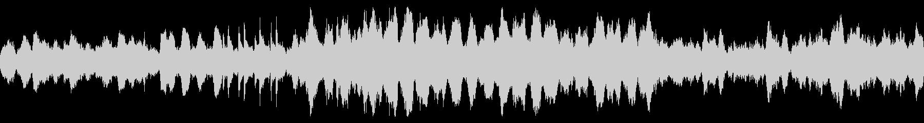 旧版RPG向けオーケストラ曲『夜空』の未再生の波形