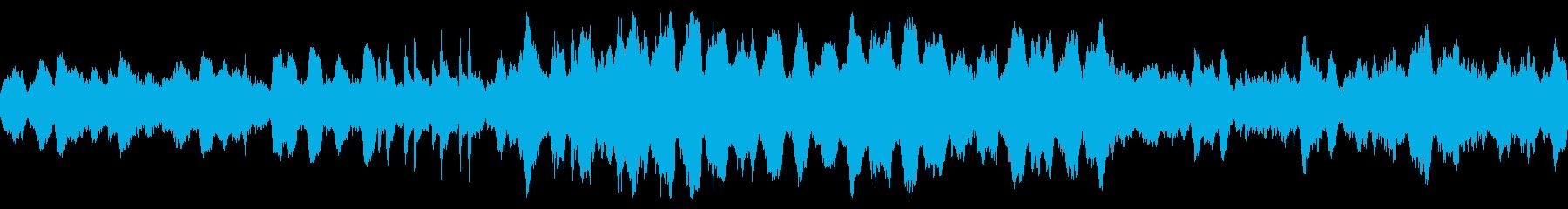 旧版RPG向けオーケストラ曲『夜空』の再生済みの波形