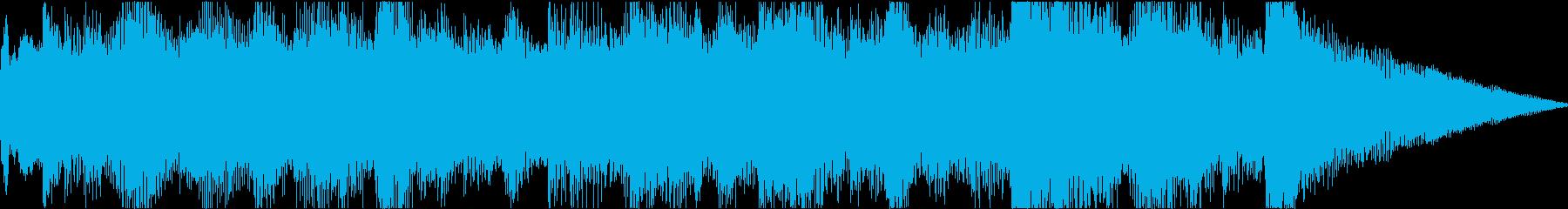 【15秒】プロローグ的な/TVCM用の再生済みの波形