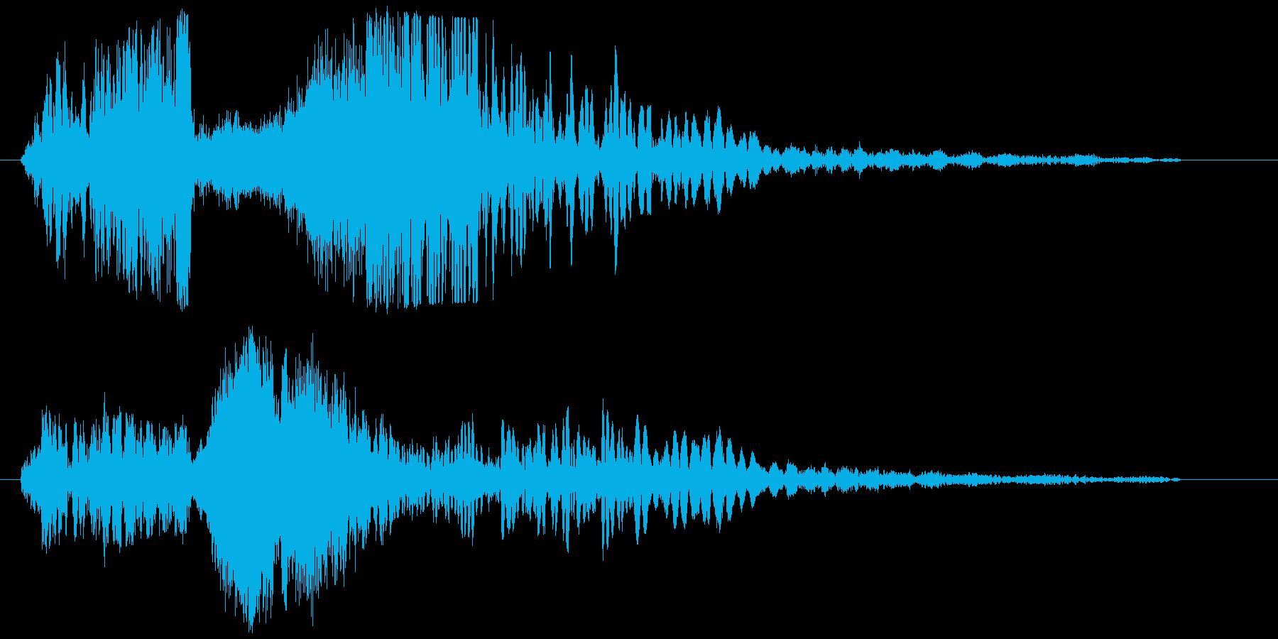 DJ,ラジオ,映像,クリエイター様に!3の再生済みの波形