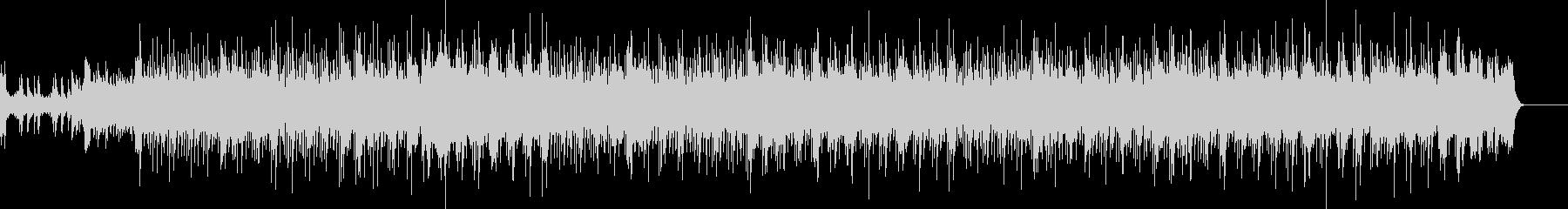 サイバーなピアノエレクトロの未再生の波形