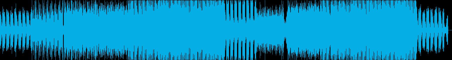 オシャレ、エレクトロ、動画などにの再生済みの波形