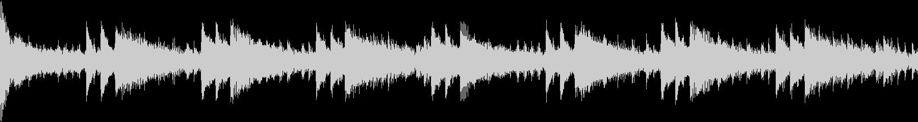 【ループF】パワフルで高揚感ピアノEDMの未再生の波形