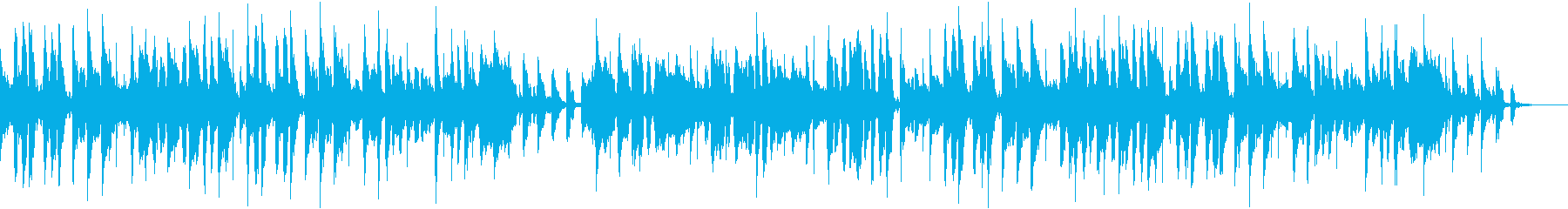 巨峰をテーマにした楽曲の再生済みの波形