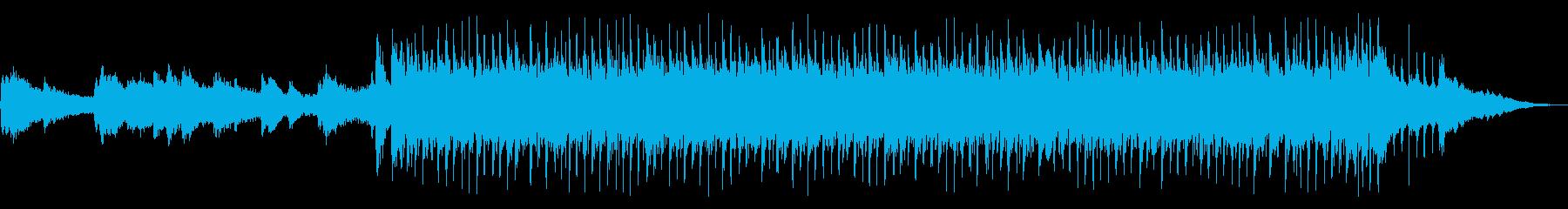 モダン和風EDM/ReMIX/短尺の再生済みの波形