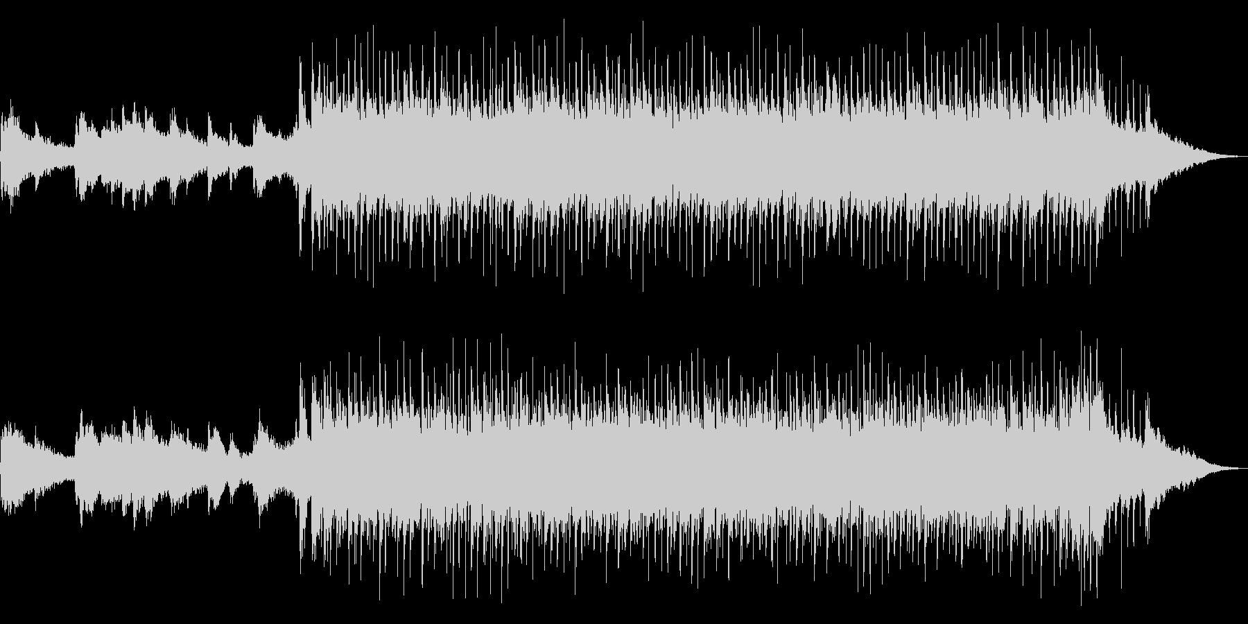 モダン和風EDM/ReMIX/短尺の未再生の波形
