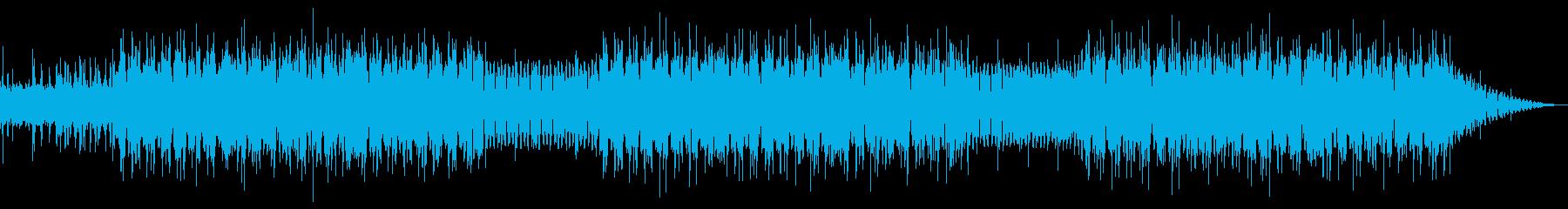 ちょっと切ない爽やか電子音楽_Aの再生済みの波形