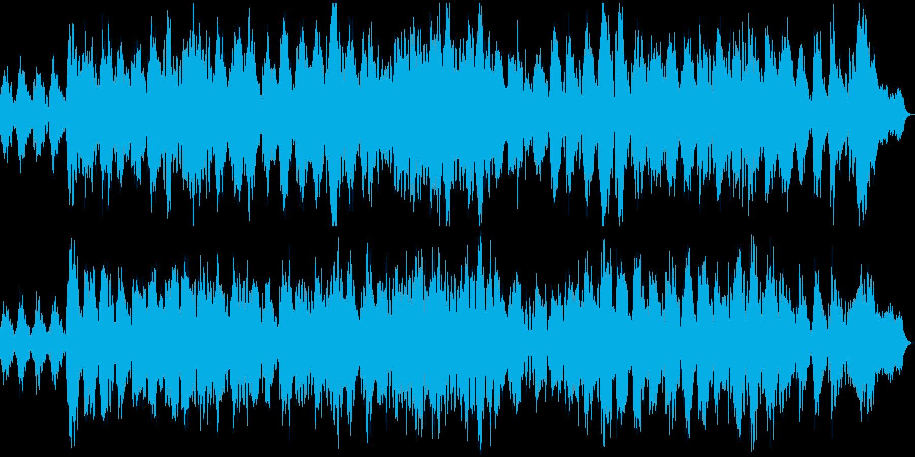 夢心地の再生済みの波形