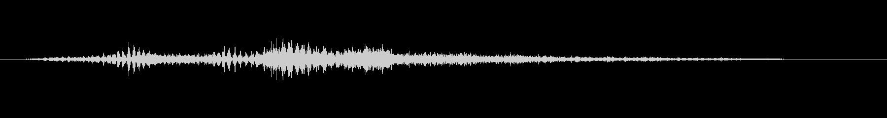 エイリアントーキング3-ビッグリバ...の未再生の波形