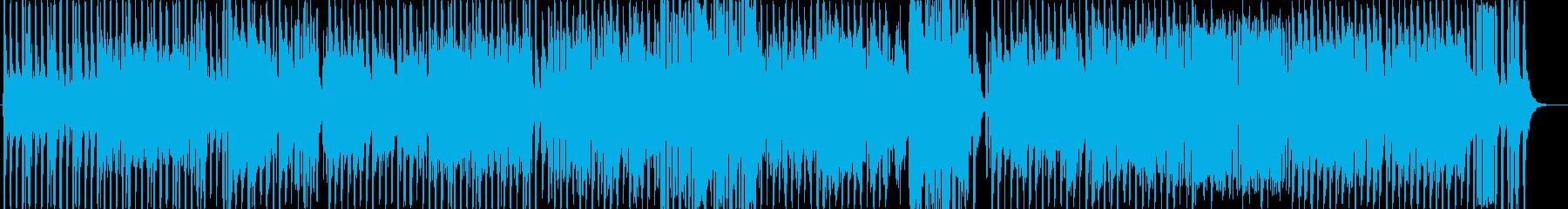 スペイン闘牛の代表的音楽の再生済みの波形