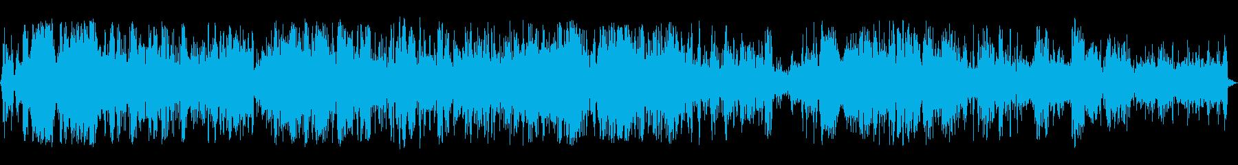アイスブロック:ドライアイスブロッ...の再生済みの波形