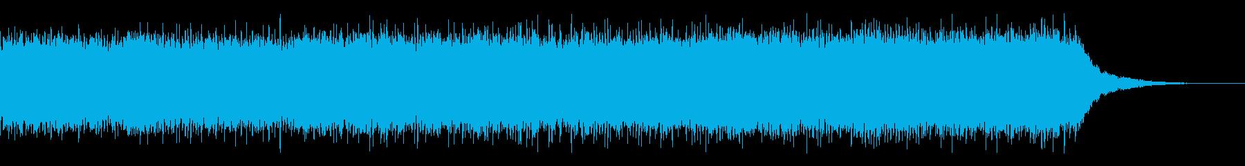 ハリウッド映画 ヒーリング・トレーラーの再生済みの波形