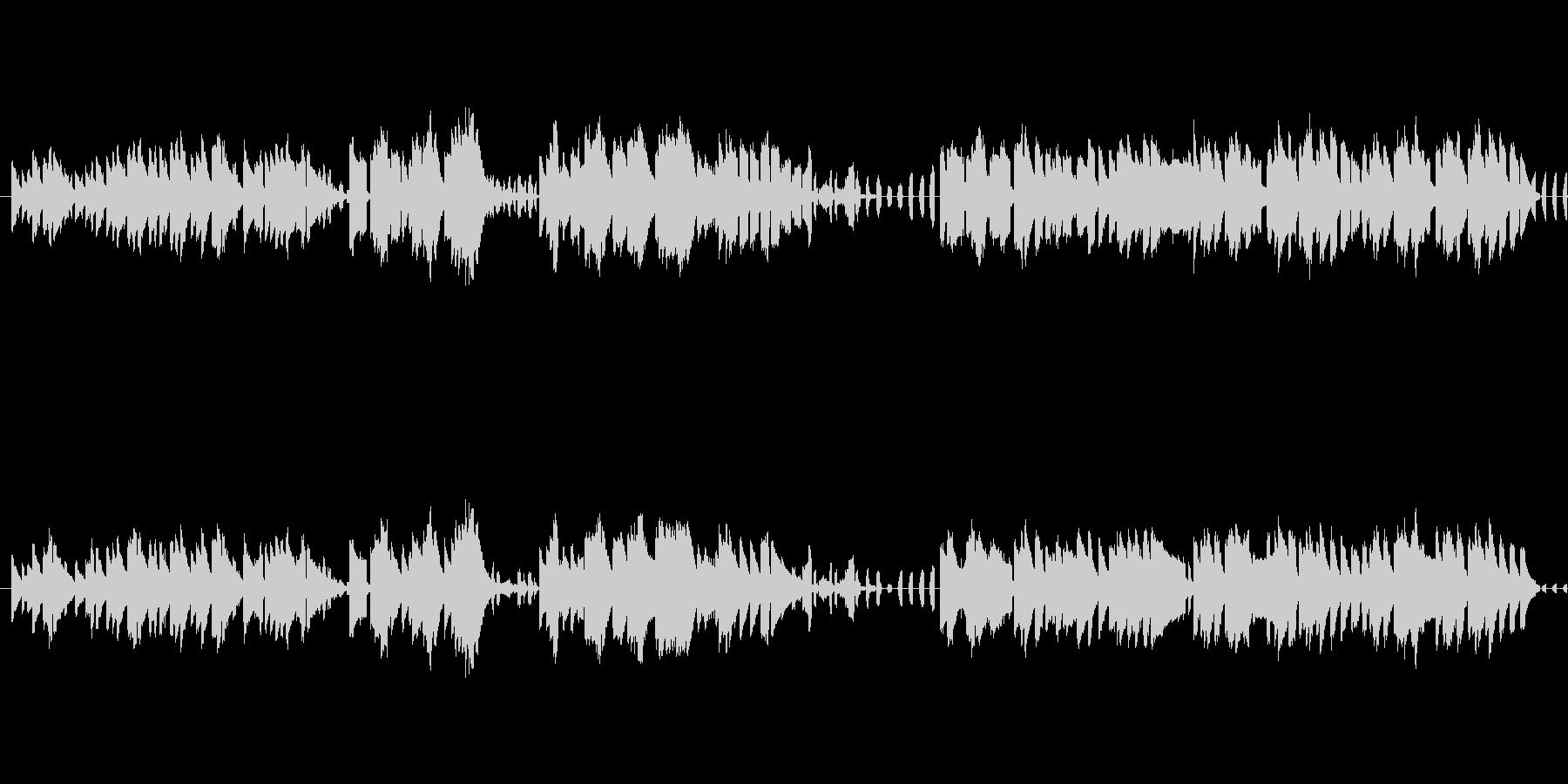 アコーディオン、オルゴールでタンゴ調に…の未再生の波形