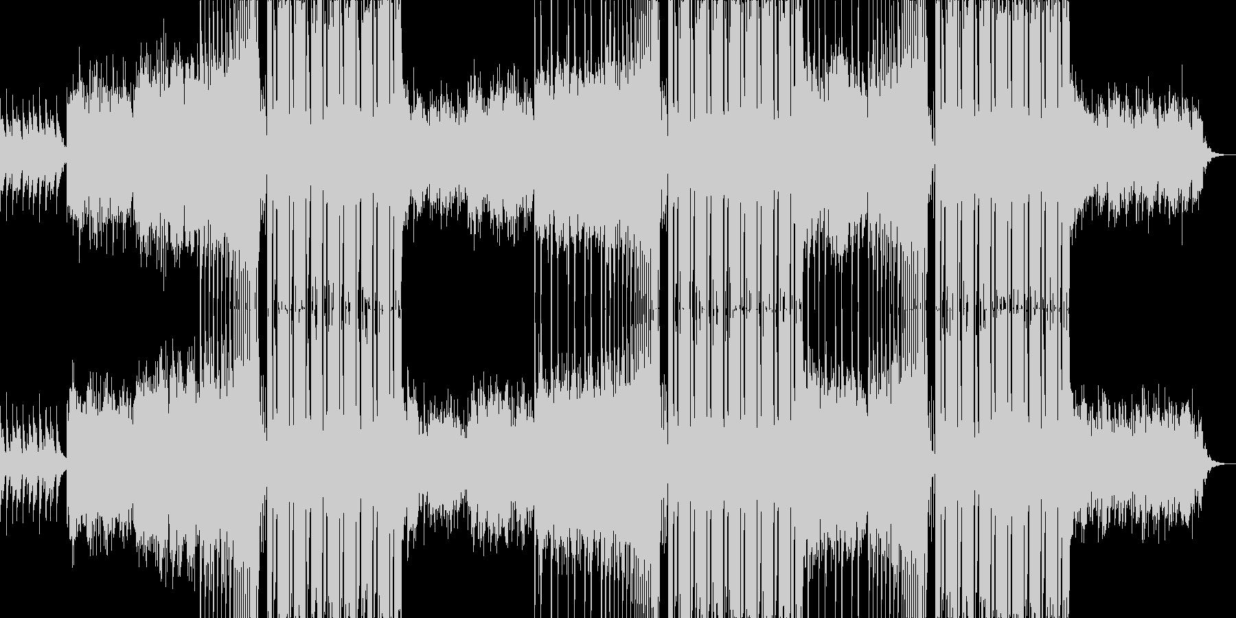 FuturePop、洋楽、ポップス、夏aの未再生の波形