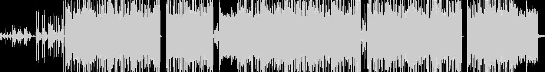 ギャングスタパラダイス。ヒップホッ...の未再生の波形