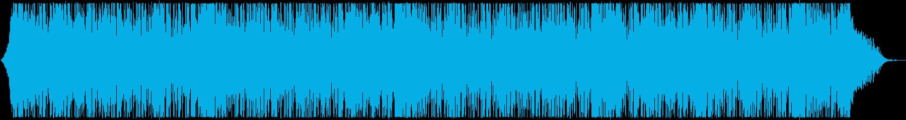 活気のあるストリングス、パルシンの...の再生済みの波形