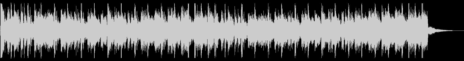 近未来的サイバーBGM_No622_4の未再生の波形